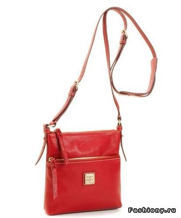 "1. картинку!  Тенденция в моде - сумка через плечо или  ""crossbody bag """