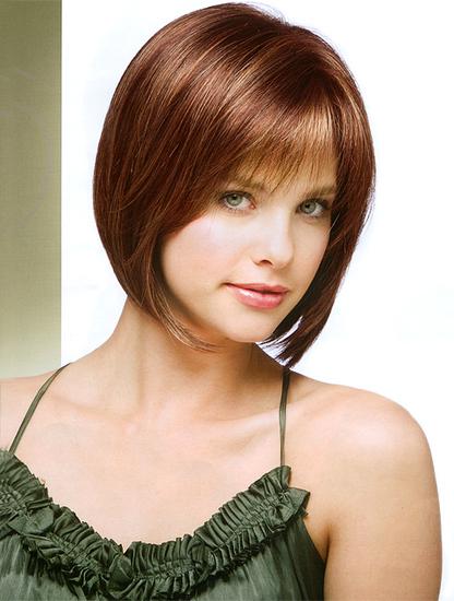 Фото стрижек для женщины с тонким волосом