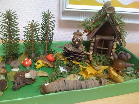 Поделки для детского сада своими руками на тему весна