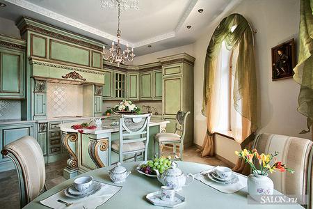 Дизайн интерьера стиль барокко