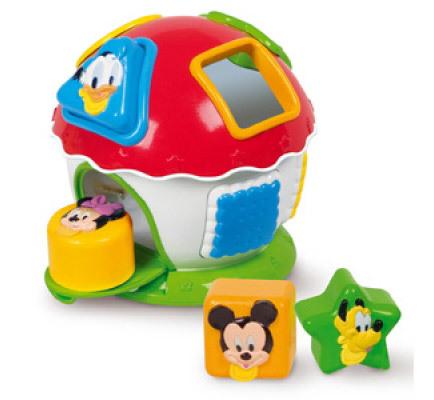 ...от Микки и ено друзей (Clementoni Disney Baby) Код: 81099 Артикул.