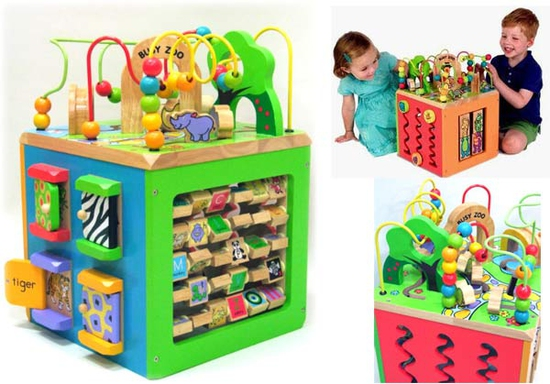Детские деревянные развивающие игрушки