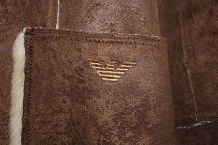 Дубленка. Armani Jeans. Новая - запись пользователя  лёнк  (alimpa ... f9e26563c4d