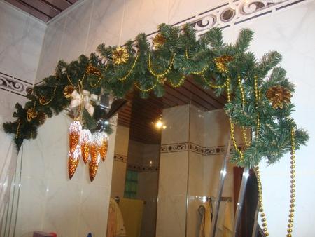 Как украсить дверные арки своими руками - Альтаир и К