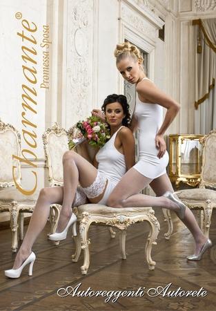 Фото девушек в колготках белых