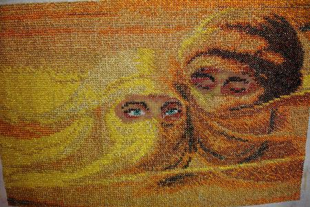 Вышивка бисером иконы; Вышивка бисером на.  Картины вышитые бисером, Киев, 3 000 грн.