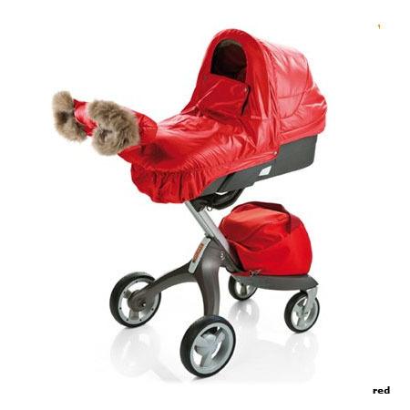 Комплект зимних аксессуаров для коляски Stokke Xplory Winter Kit.