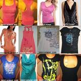 Фотографии Новая фирменная одежда GUESS, DKNY p. S, XS.